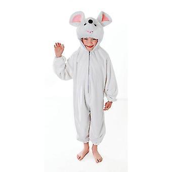 Bnov White Mouse Childrens Costume