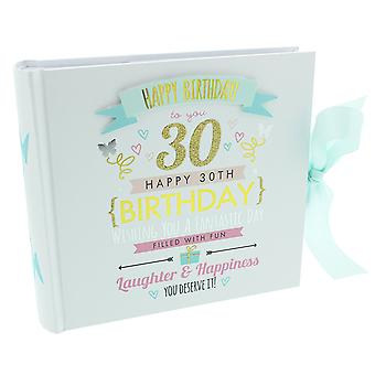 Signography Ladies 30th Birthday Photo Album