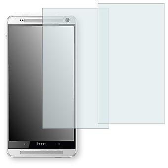 HTC one Max display protector - Golebo crystal clear protection film