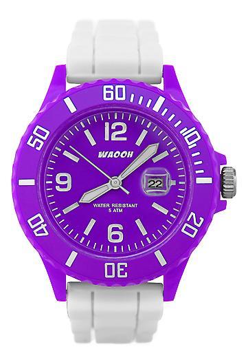 Waooh - Watch Gayl 34 Silicone Bracelet