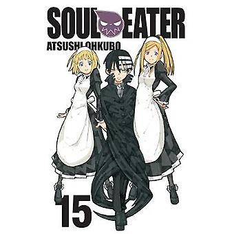 Soul Eater - v. 15 by Atsushi Ohkubo - 9780316234900 Book