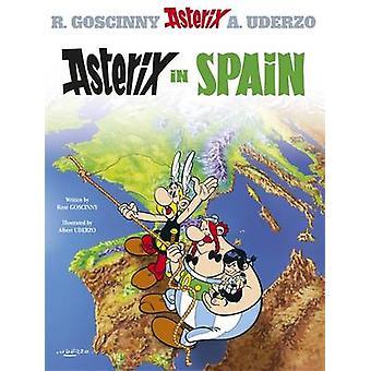 Asteriks w Hiszpanii - 14 przez Rene Goscinny Album - Albert Uderzo - 9780752