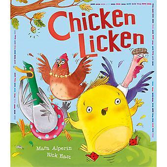 Pollo Licken di Mara Alperin - Nick East - 9781848957107 libro