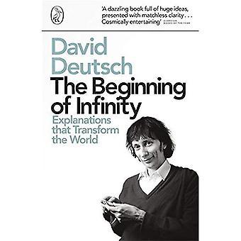 Begyndelsen af Infinity: forklaringer at omdanne verden