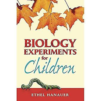 Biology Experiments for Children (Dover Science Books)