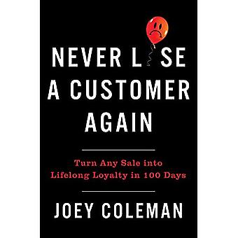 Never Lose a Customer Again:�Turn Any Sale Into Lifelong�Loyalty in 100 Days