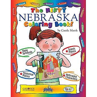 De handige Nebraska kleurboek!