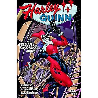 Harley Quinn: Präludien und Knock Knock Jokes SC