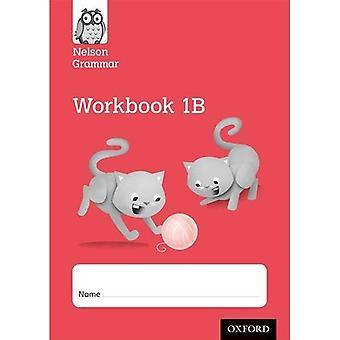 New Nelson Grammar Workbook Red B
