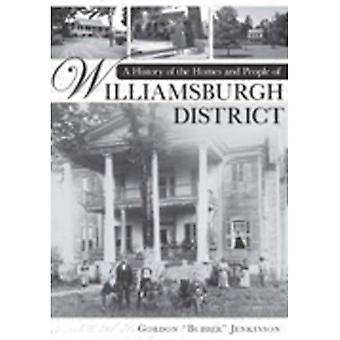 A History of the Homes and People of Williamsburgh District (Brief History)