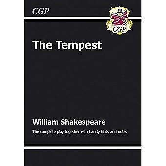 GCSE anglais Shakespeare la tempête: Le jeu complet