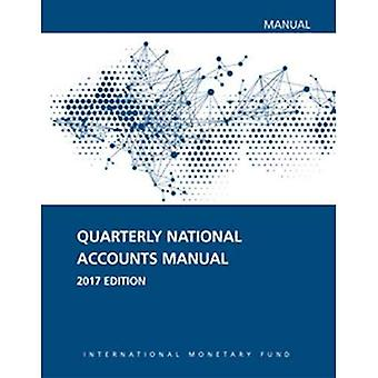 Quarterly National Accounts Manual, 2017 Edition