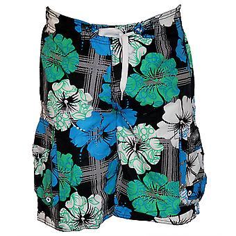 Waooh - korte Bad zomer Hawaiian Mylo