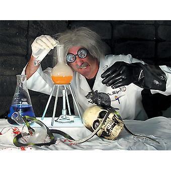 Trousse de laboratoire folle