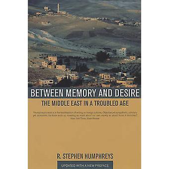 Zwischen Erinnerung und Wunsch - der nahe Osten in einem gestörten Alter von R. St