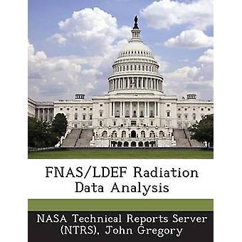 FNASLDEF Radiation Data Analysis by NASA Technical Reports Server NTRS