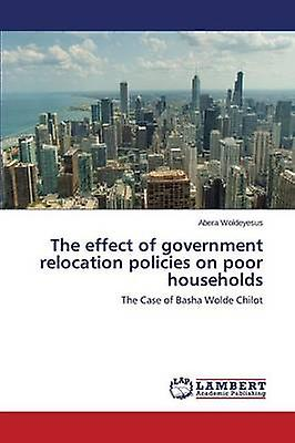 The effect of government relocation policies on poor households by Woldeyesus Abera