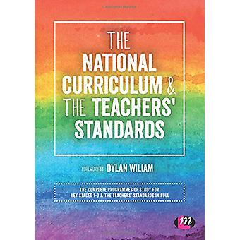 The National Curriculum and the Teachers Standards - 9781526436597 Bo