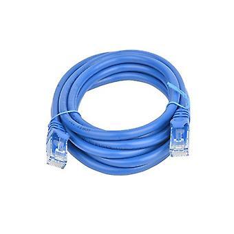 Gladde Cat 6A UTP Ethernet kabel