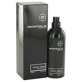 Montale Royal Aoud By Montale Eau De Parfum Spray 3.3 Oz (women) V728-518250
