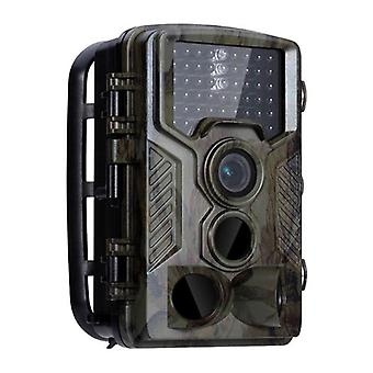 Hunting trail camera hd 1080p 12mp ir wildlife scouting cam with night vision