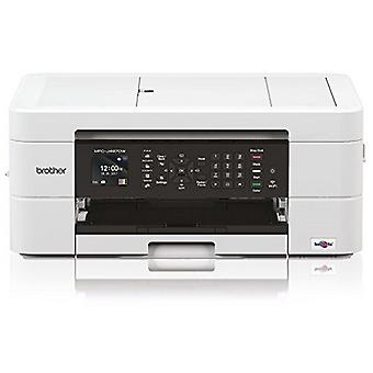 Imprimante Multifonction Brother MFCJ497DWZX1 WIFI 128 MB Blanc