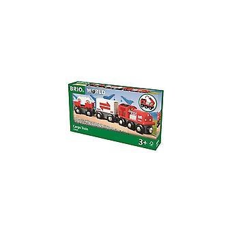 Brio 33888 Brio Cargo Train - Railway