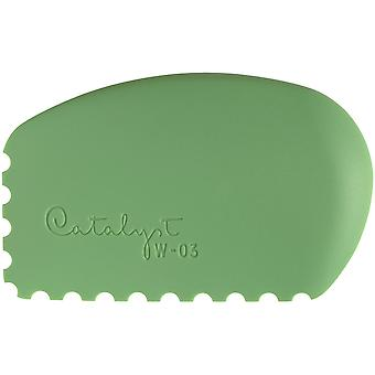 Catalyst Silicone Wedge Tool Green with 03 with 0 3