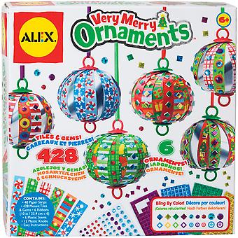 Very Merry Ornaments Kit 189X