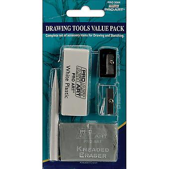Pro Art Drawing Tools Value Pack Pa308400