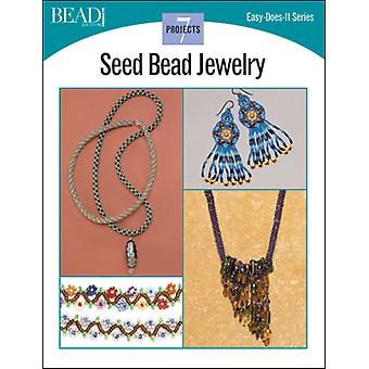 Kalmbach Publishing Books Seed Bead Jewelry Kbp 12284