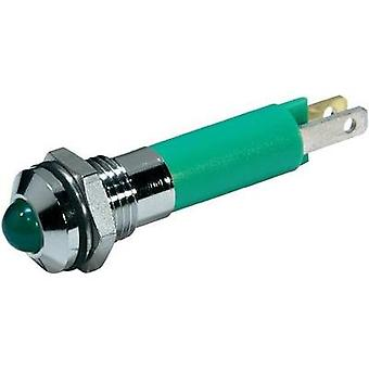 LED indicator light Green 24 Vdc CML
