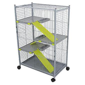 Voltrega Cage Rodent Large 492 Gray