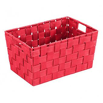 Wenko bathroom basket adria s  red (Home , Decoration , Boxes and baskets , Baskets)