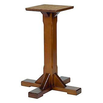 Chicago Single Pedestal Beech Base