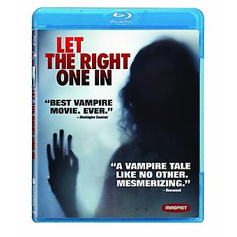 Let the Right One in [BLU-RAY] USA import