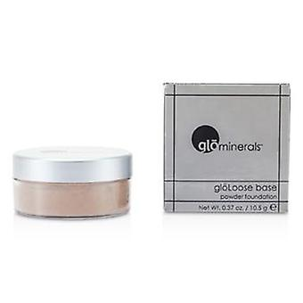 Glominerals GloLoose Base (poeder Foundation) - Beige Dark - 10.5g/0.37oz
