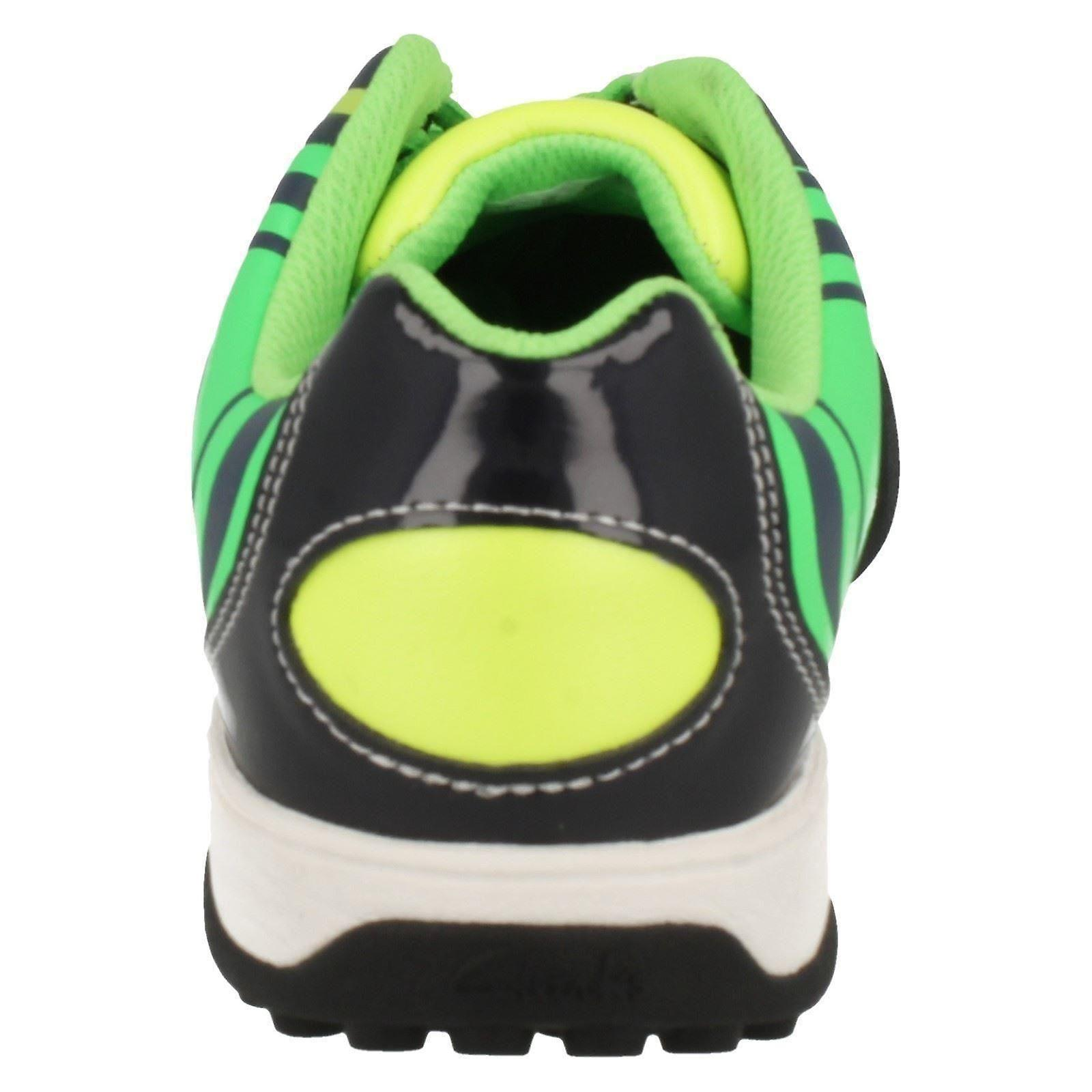 Boys Cica by Clarks Trainers Off Sprint