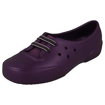 Ladies Crocs Slip On Flats Nahani