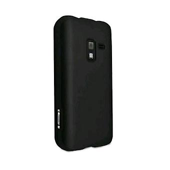 Technocel Soft Touch Shield SAD600SBK for Samsung Conquer (Black)