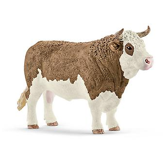 Schleich Toro De Raza (Toys , Dolls And Accesories , Miniature Toys , Animals)