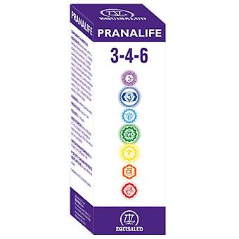 Equisalud Pranalife 3-4-6 (Dietetics and nutrition , Bach Flower)