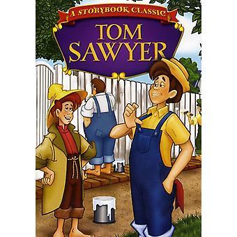 Tom Sawyer [DVD] USA importerer