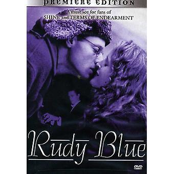 Sulivan, Brian Patrick - Rudy blå [DVD] USA import