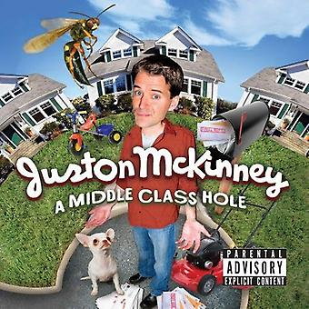 Juston McKinney - Middle Class Hole [CD] USA import