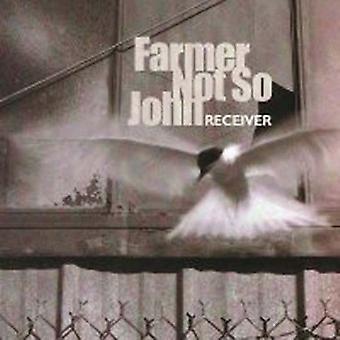 Landmand ikke så John - Receiver [CD] USA importere