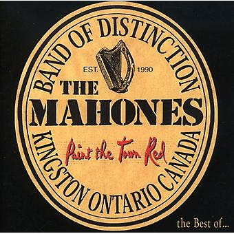 Mahones - Paint the Town Red [CD] USA import