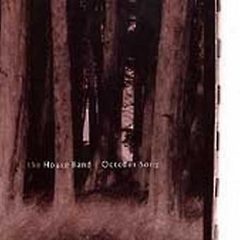 House Band - October Song [CD] USA import