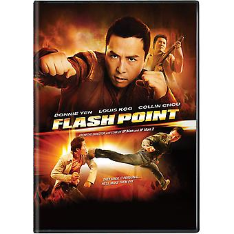 Flash Point [DVD] USA import