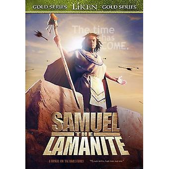Samuel lamanitiske-sammenligne [DVD] USA importerer